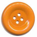 Grote knoop oranje 50 mm (10 stuks)