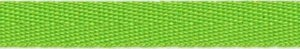 Gifgroen keperband 10 mm (ca. 25 m)