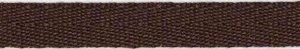 Bruin keperband 10 mm (ca. 25 m)