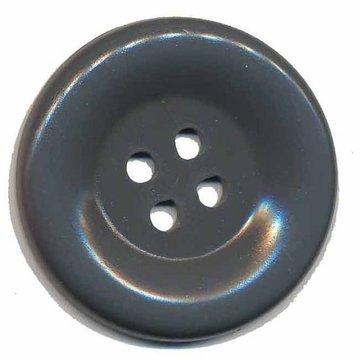 Grote knoop grijs 50 mm (10 stuks)