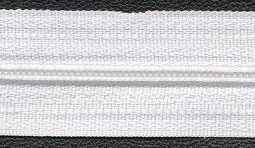Rits wit 25 mm (maat 3)