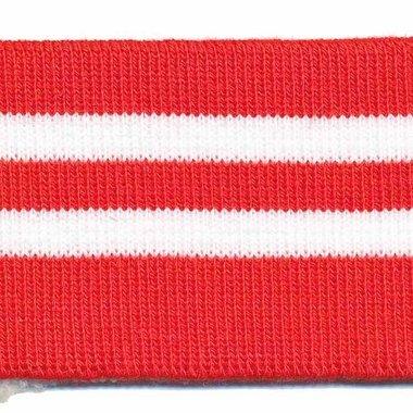 Boord rood-wit gestreept