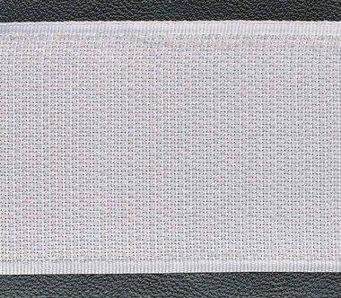 Klittenband 50 mm wit