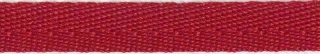 Bordeaux keperband 10 mm (ca. 25 m)