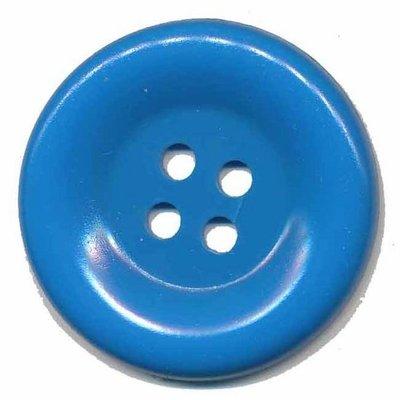 Grote knoop blauw 50 mm (10 stuks)